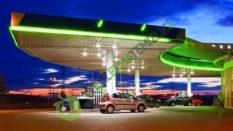 Benzin İstasyonu Temizliği