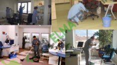 Fabrika ve İşyeri Temizliği